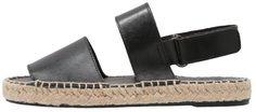 Pin for Later: 20 flache Sandalen, die euch Flip Flops ganz schnell vergessen lassen  Zign Shoes Sandalette im Espadrilles-Stil (50 €)