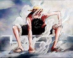 Anime One Piece Monkey D. One Piece New World, Character Illustration, Poster Prints, Anime Comics, One Piece Anime, Background Images, Art, Anime, One Piece Luffy