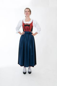 Innsbrucker Tracht Folk Costume, Costumes, Daily Wear, Most Beautiful, How To Wear, Inspiration, Embroidery, Clothes, Vintage