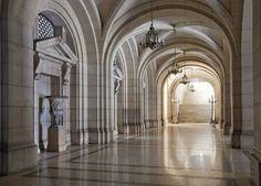 Interior photo of El Capitolio, Havana, Cuba in 2010, by Carol M. Highsmith. The Carol M. Highsmith Archive, Library of Congress.