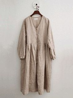 Clothing Photography, Japanese Outfits, Country Outfits, One Piece Dress, Linen Dresses, Sewing Clothes, Fashion Outfits, Womens Fashion, Maternity Dresses