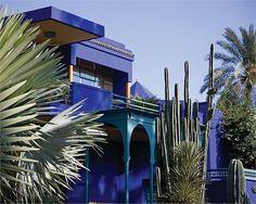 摩洛哥Marrakech四季酒店_范凯凯_美国室内设计中文网博客