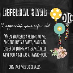 Thank you for your referrals, it means a lot! www.kerriberry.jamberrynails.net