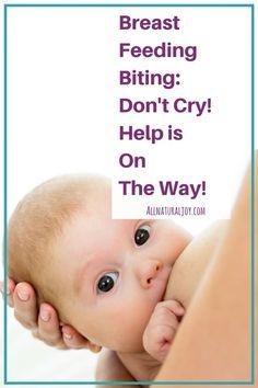 breastfeeding biting