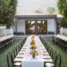 Palm Springs Reception Tablescape #casadeperrin