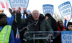 Bernie Sanders Has A Plan To Win Back Trump Voters