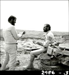 Planet of the Apes Behind-the-Scenes Stills from Mark Talbot-Butler - Page 3