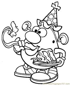 Toy Story Coloring Pages Toy Story Of Terror トイストーリー