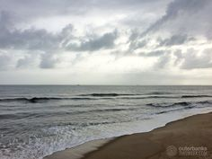 Gray days bring the best light! High 67°, Ocean 58°