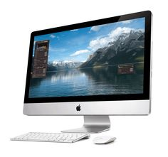 27 inch iMac .3,1-CHz quad-Core lntel Core i5 .8 CB I 333-MHz DDR3 SDRAM - 2x 4 GB .Seriële ATA-schijf van I TB .AMD Radeon HD 6970M met 2 CB CDDR5 .Apple Magic Mouse .Apple Remote .Apple Wireless Keyboard (Nederlands)  .Accessory Kit