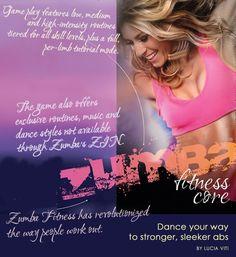 #Zumba Fitness Core