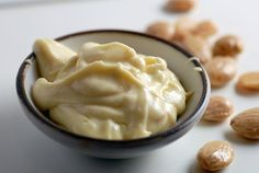 marcona almond mayonnaise