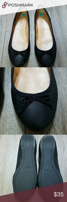 J CREW Ballet Flat. SIZE 7.5. EUC Cute &  Comfy J Crew Flat. J. Crew Shoes