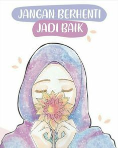 Cartoon Girl Drawing, Girl Cartoon, Cartoon Art, Hijab Drawing, Islamic Cartoon, Hijab Cartoon, Islamic Girl, Islamic Pictures, Mode Hijab
