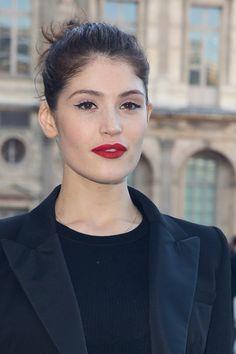 I like her chin)