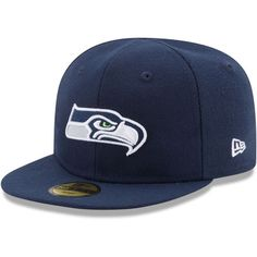 584442bd096 Seattle Seahawks New Era Infant My 1st 59FIFTY Fitted Hat - College Navy