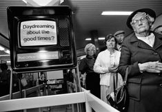 Daydreaming About The Good Times? From 'The Valley's Project', Paul Rees Consumer Culture, Martin Parr, Photography Exhibition, Dream City, Industrial Revolution, Consumerism, Bradford, Retail Therapy, Prints For Sale