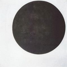 Black Circle  Kazimir Severinovich Malevich