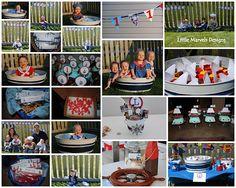 Little Sailors Party
