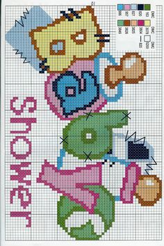 Cross stitch *♥* Baby