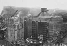 20 Photos of the Construction of the Panama Canal
