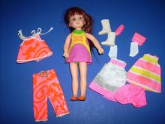 Vintage 1966 barbie chris tutti fun timers outfits rare sears vintage 1966 barbie chris tutti fun timers outfits rare sears exclusive publicscrutiny Choice Image