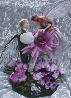 fairy wedding cake toppers 1000 images about amp fairies wedding cakes 14112