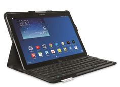 Logitech Pro Case for Samsung Galaxy NotePro and Galaxy TabPro tablets #CES #CES2014