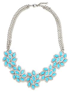 Millicent collar necklace