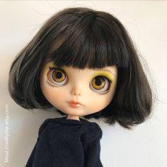 Un preferito personale dal mio negozio Etsy https://www.etsy.com/it/listing/507998164/ooak-custom-blythe-doll-fake-katy-and