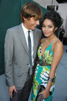Pin for Later: Zac Efron Always Makes the MTV Movie Awards Worth Watching And showed love for his girlfriend at the time, Vanessa Hudgens.
