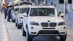 """""""Größtes politisches Kapital"""": BMW-Chef setzt auf Auslandswerke"""