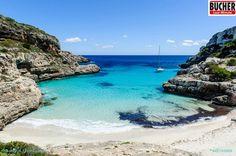 Es gibt so viele tolle versteckte Buchten und Landschaften auf der Hauptinsel der Balearen  ;-) #entdeckungstour #strand #buchten #traumhaft #mallorca #bucherreisen