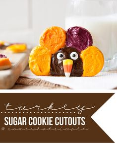 turkey-cookie
