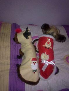Cómo hacer ropa para perros