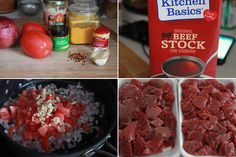 Slow Cooker Beef Madras Recipe
