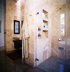 Banheiro nude.