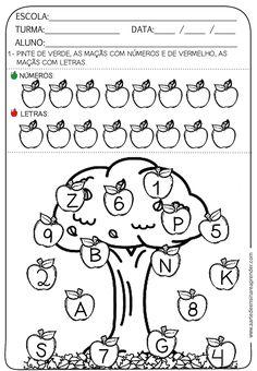 Preschool Spanish, Spanish Activities, Preschool Activities, Kindergarten Math Worksheets, Preschool Classroom, Halloween Worksheets, Math For Kids, Dyslexia, Matching Games