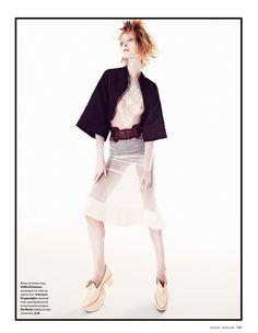 BIG IN JAPAN (Vogue Ukraine)