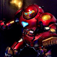 Iron Man HulkBuster | Sideshow Collectibles | Custom Paint Job | JCG