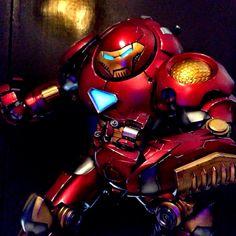 Iron Man HulkBuster | Sideshow Collectibles | Custom Paint Job | JCG