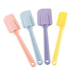 Shop Pastel Silicone Spatulas at CHEFS.