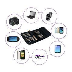 25 in 1 Precision Screwdriver Set For iPhone Multi WalletTool Laptop ipad watch #ComputerTool