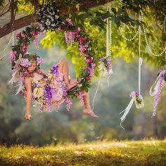 circular floral swing - Поиск в Google