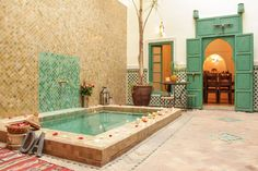 Check out this awesome listing on Airbnb: YOUR PRIVATE 3 BEDR. RIAD, AN EXCLUSIVE RENTAL! - Houses for Rent in Marrakesh