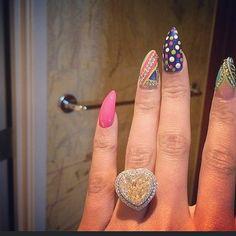 Pin for Later: 18 beeindruckende, unkonventionelle Verlobungsringe der Stars Ihr Ring