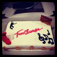 Footloose cake  #food #cake #footloose