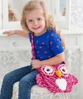 Free Crochet Pattern: Wise Owl Tote Bag | Crochet Direct