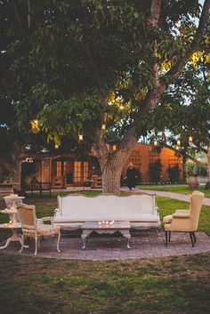 Área Lounge para tu boda.