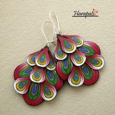 Harapati - biżuteria z FIMO i Art Clay... (My polymer clay and art clay jewelry)